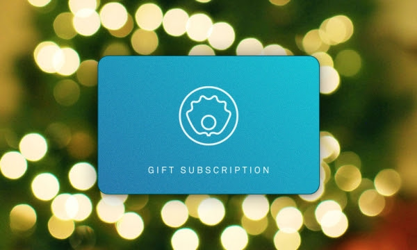 Oyster Gift Subscription
